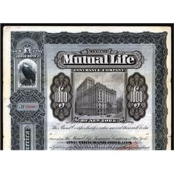 Mutual Life Insurance Company of New York With Gold Clause