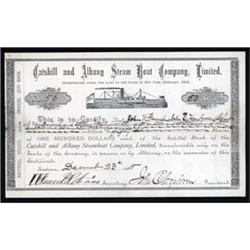 Catskill and Albany Steam Boat Company, Limited