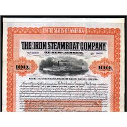 Iron Steamboat Company of New Jersey.