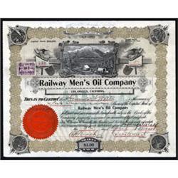 Railway Men's Oil Company