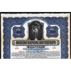 American Telephone and Telegraph