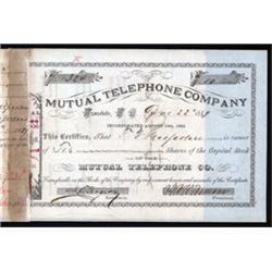 Mutual Telephone Company - Hawaii.