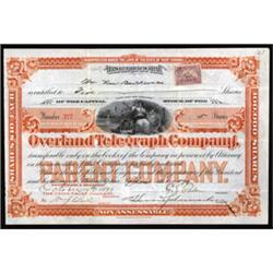 Overland Telegraph Company