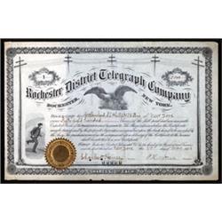 Rochester District Telegraph Company