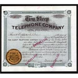 Ten Sleep Telephone Company