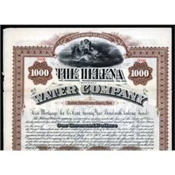 Helena, Montana Water Company