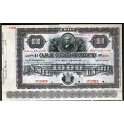 Caja de Credito Hipotecario, Leter of Credit Quartet
