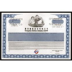 Guangshen Railway Company Limited, American Depositary Share.