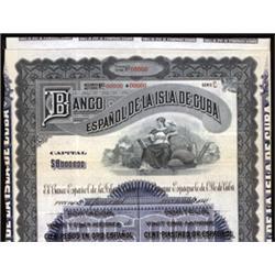 Banco Espanol de la Isla de Cuba