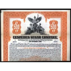 Cespedes Sugar Company.