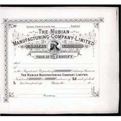 Nubian Manufacturing Company Limited