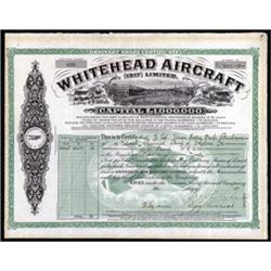 Whitehead Aircraft Ltd.