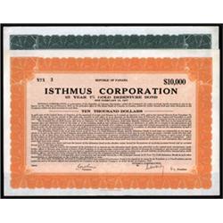 Isthmus Corporation Republic of Panama