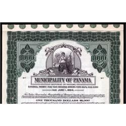 Municipality of Panama, Republic of Panama