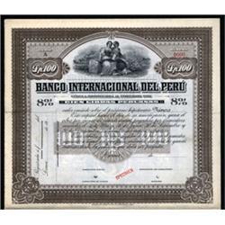 Banco International del Peru