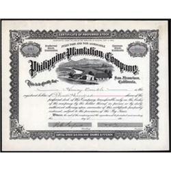 Philippine Plantation Company