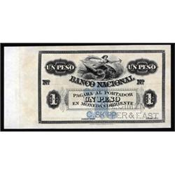 Skipper & East Spanish Style Advertising Banknote.