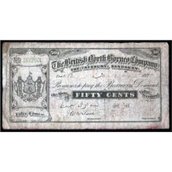 British North Borneo Company 1900-1901 Issue.