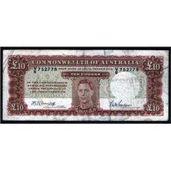 Commonwealth of Australia, 1938-40 Issue.