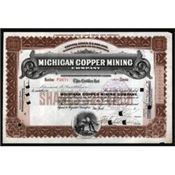 Michigan Copper Mining Company