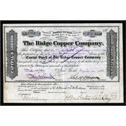 Ridge Copper Company