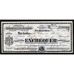 The Exchequer Mining Company
