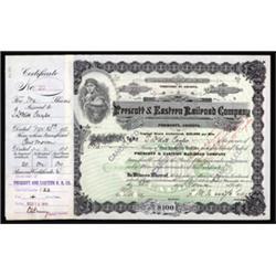 Prescott & Eastern Railroad Company