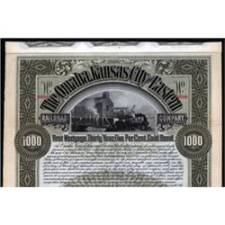 Omaha, Kansas City and Eastern Railroad Company