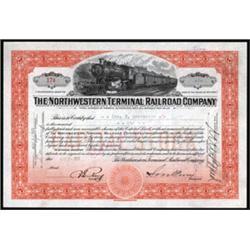 Northwestern Terminal Railroad Company.