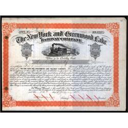 New York and Greenwood Lake Railway Company