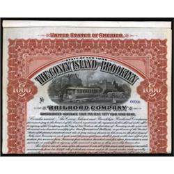 Coney Island and Brooklyn Railroad Company