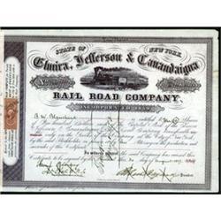 Elmira, Jefferson and Canadaigua Railroad Company