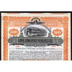 Lake Ontario and Riverside Railway Company