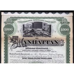 Manhattan Railway Company