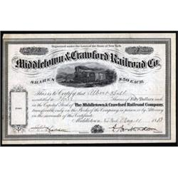 Middletown & Crawford Railroad Company