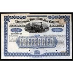Cincinnati Hamilton and Dayton Railroad Company