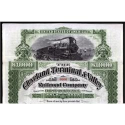 Cleveland Terminal and Valley Railroad Company