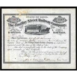 Findley Street Railway Company.