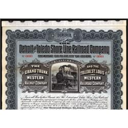 Detroit and Toledo Shore Line Railroad Company
