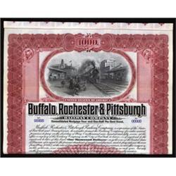 Buffalo, Rochester & Pittsburgh Railway Company
