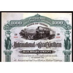 International and Great Northern Railroad Company