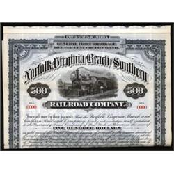 Norfolk, Virginia Beach and Southern Railroad Company