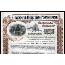 Green Bay and Western Railway Company