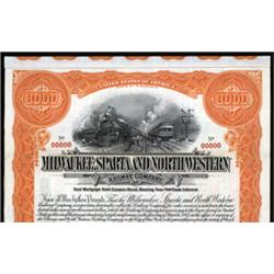 Milwaukee, Sparta and Northwestern Railway Company