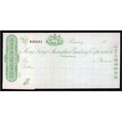 Hong Kong Related Bills of Exchange Trio.