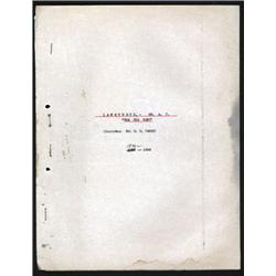Early ABNC Correspondence File 1883-1893.