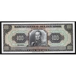 Banco Central Del Ecuador Tyvek Paper Essay Banknote