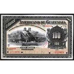 El Banco Americano De Guatemala