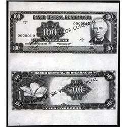 Banco Central De Nicaragua Composite Proof.