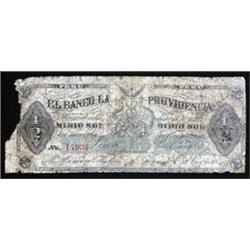 El Banco La Providencia Issued Banknote